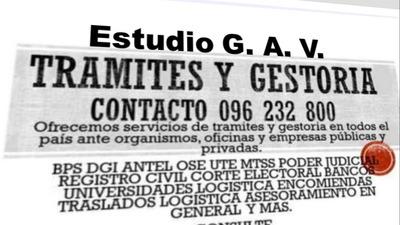 Trámites - Gestoría - Administracion - Asesoramiento Total