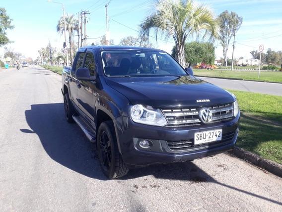 Volkswagen Amarok 2.0 Cd Tdi 140cv 4x2 Startline 2014