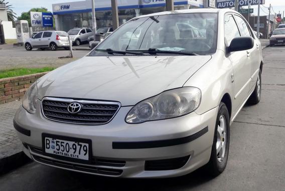 Toyota Corolla Xli Nafta 1.6 / 2006