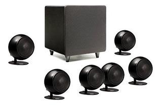 Orb Audio Mini 5.1 Plus Metallic Black