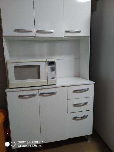Mueble Cocina Para Microondas O Con Estante .