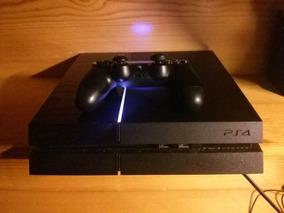 Playstation 4 Con 1 Control Y Los Mejores Juegos