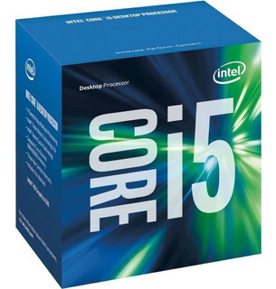 Cpu Intel Core I5 7400