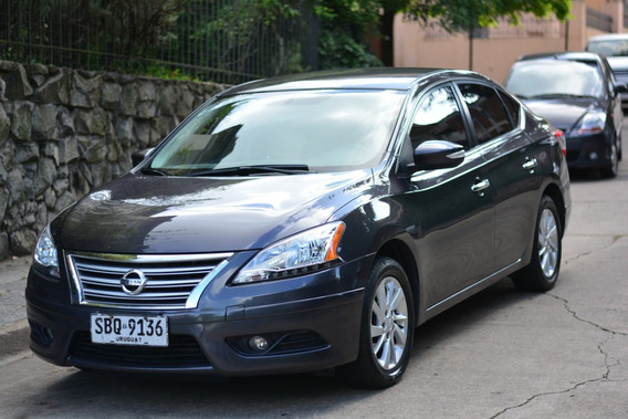 Nissan Sentra Advance Cvt - 2013 - Unico Dueño