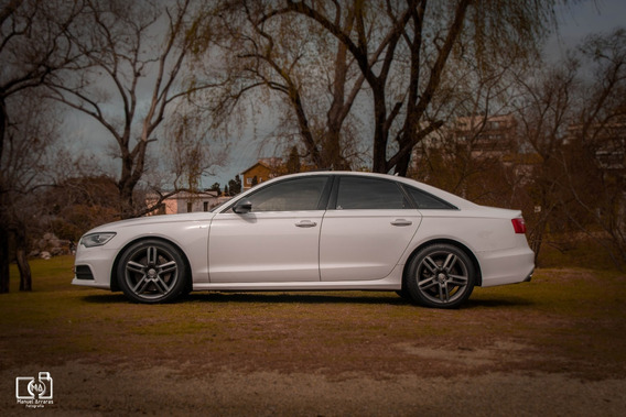 Audi A6 3.0t V6 S Line Quattro S Tronic