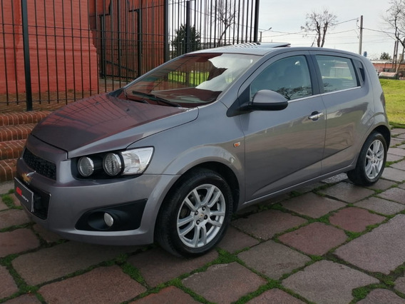 Chevrolet Sonic 1.6 Ltz 2012 (( Gl Motors )) Financiamos!