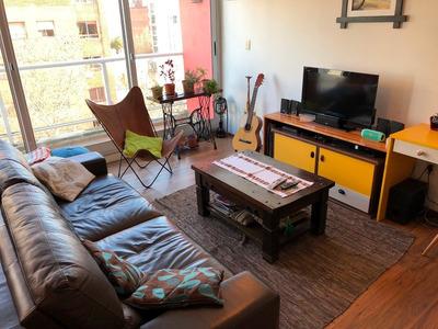 Hermoso Apartamento 2 Dormitorios,amplio En Cordón!!