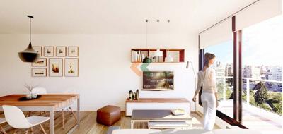 Se Vende Monoambiente En Barrio Villa Biarritz. Edificio Berro Park - Ref: 5387