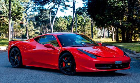 Ferrari 458 Italia V8 4.5 570cv