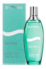 Perfume Biotherm Eau Pure 100ml Original