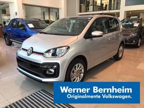 Volkswagen Up! High Tsi Turbo Plata 0km - Werner Bernheim