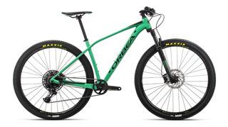 Bicicleta Montaña Orbea Alma H30 Eagle Menta-negro