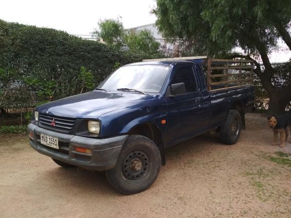 Mitsubishi L200 2.5 Gl S/cab 4x4 Aa 1999
