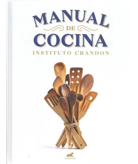 Manual De Cocina Crandon + Regalo + Envío Gratis