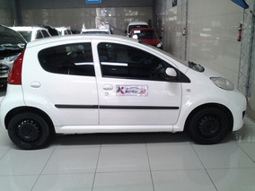Peugeot 107 1.0 Full 2009 Solo 71 Mil Km U$ 7500 Financio
