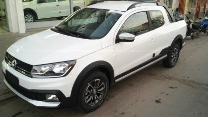 Volkswagen Saveiro Dc Cross 2020 0 Km.