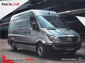Mercedes Benz Sprinter 2019 Furgon Largo 515