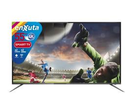 Tv Led Enxuta Ledenx55s4k 55 Pulgadas 4k