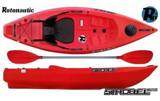 Kayak Strobel Nash, Nuevo! Rotonautic Garantia 5 Años