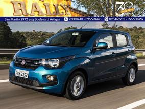 Fiat Mobi 1.0 Easy Entrega 50% Financia El Saldo Sola Firma