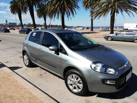 Vendo Fiat Punto1.4 Attractive 2013 Único Dueño Excelente