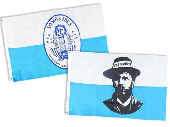 Set Banderas Partido Nacional Por La Patria 150x90 Disershop