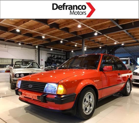 Ford Escort Xr3 Permuto Financio Defranco Motors