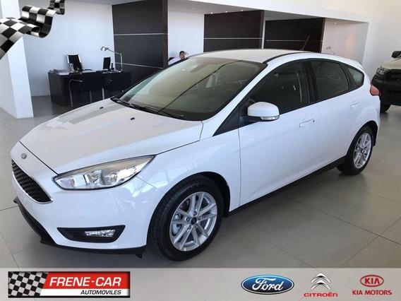 Ford Focus 2019 Hatch Y Sedan Extra Full 1.6 0km