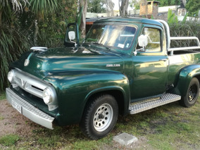 Ford F-100 Año 1953 Pick Up