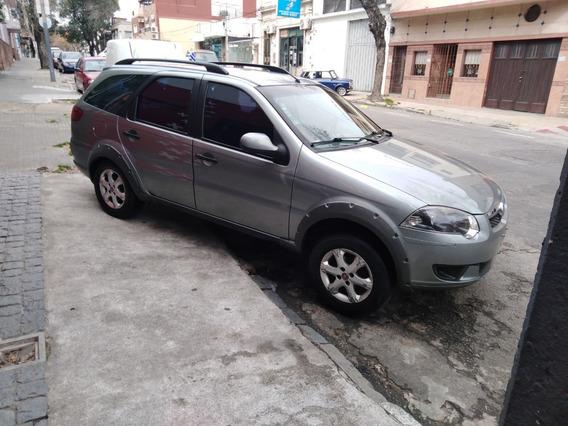 Fiat Palio Weekend - Financio 100% - Permuto - Masautos