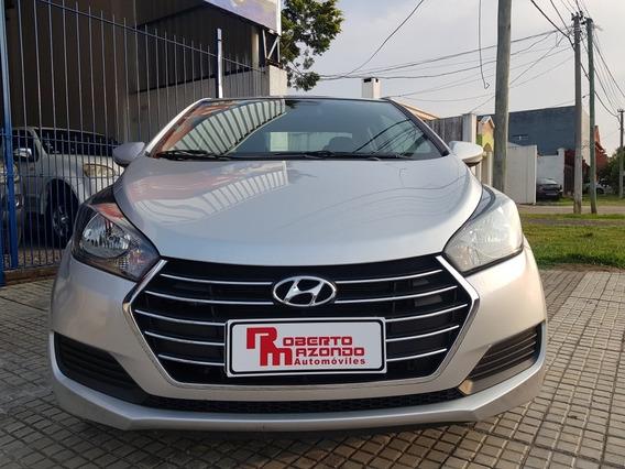 Hyundai Hb20 1.6 Comfort Plus 4p 2017