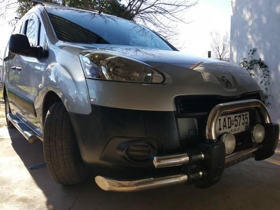 Peugeot Partner 1.6 Nafta. 8 Pasajer