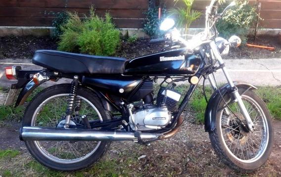Kawasaki Kh 100