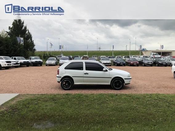 Volkswagen Gol Sd 1.9 2001 Excelente Estado - Barriola