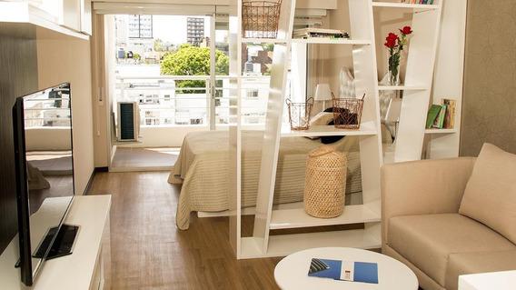 Con Renta! Apartamento Monoambiente Sobre 26 De Marzo | En Promo | Pocitos
