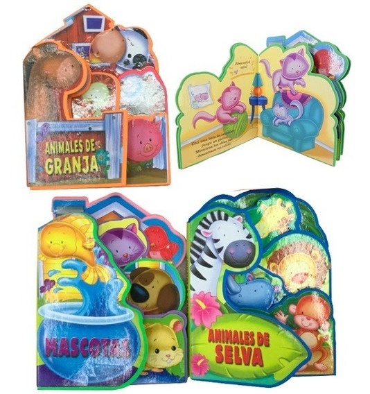Libro Didáctico 3d Infantil Goma Eva Planeta