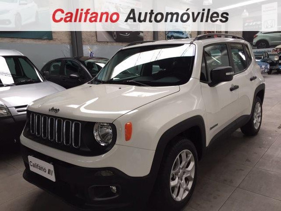 Jeep Renegade Sport 1.8l 4x2 Financiación Tasa0%.