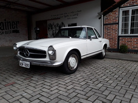 Mercedes Benz - Pagoda -