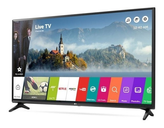 Smart Tv Led 49 Lg Full Hd Wifi Netflix Youtube Yanett