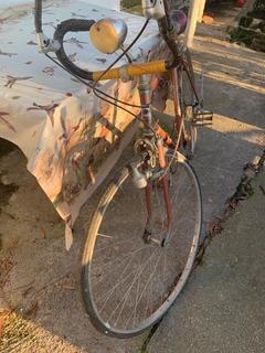 Bicicleta De Carrera Mauro Vende