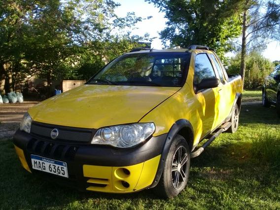 Fiat Strada 1.8 Adventure Cab Exten Aa+da 2009