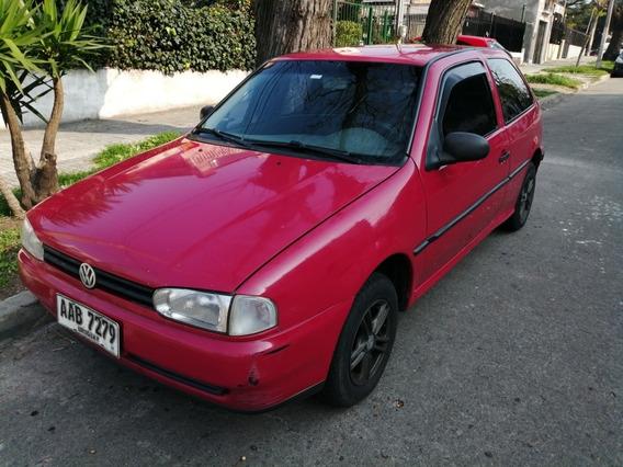 Volkswagen Gol 1.6 Gl Mi E 1999