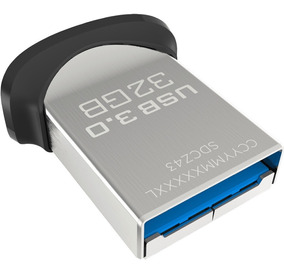 Pendrive Sandisk 32gb Ultra Fit Usb 3.0