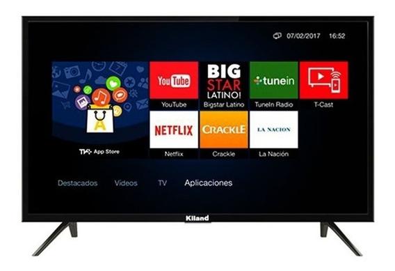 Televisor Smart Tv Kiland 32 Mi Casa