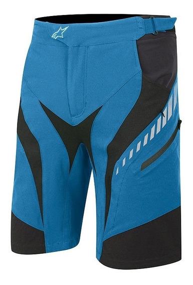 Shorts Con Badana Alpinestars Drop