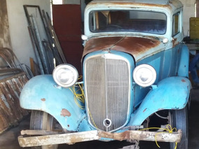 Chevrolet 2 Puertas 1934 Original