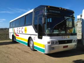 Vendo Contado 2 Omnibus Scania Excelente Estado Al Dia Total