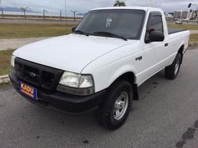 Ford Ranger 2.8 Xls 4x4 Cs 16v Turbo Intercooler Diesel 2p