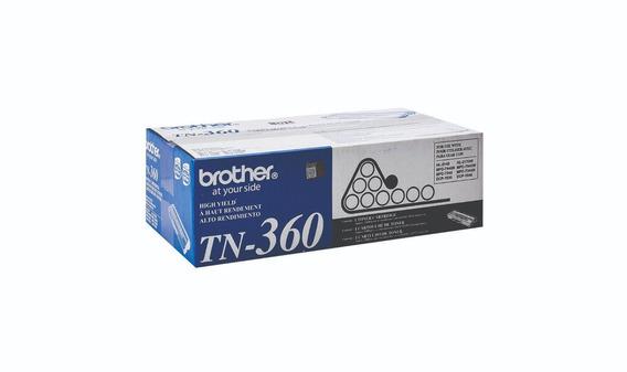 Toner Original Brother Tn 360