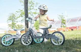 Bicicleta De Niño Polisport Balance Chivita Sin Pedales